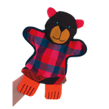 marionnette multicolore, Barefoot