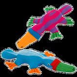 ornithorynque multicolore, Barefoot