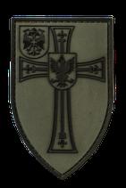 Zugehörigkeitsabzeichen (gummiert) für Kampfanzugärmel