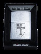 Zippo Feuerzeug mit Baonsabzeichen