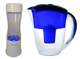 AquaVolta® Age2 Go Wasserstoffwasser Generator + Tisch-Wasseraufbereiter mit Aquaspace Aktivwandler