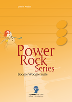 Boogie Woogie Suite – Power Rock Series