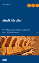 """Janos Klotz: """"Musik für alle!"""""""