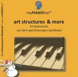 CD - Art structures & more - 43 Spielstücke