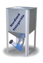 Pelletlager Mini 300 Liter