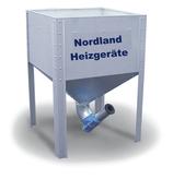 Pelletlager Midi 730 Liter