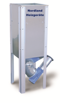 Pelletlager Micro 127 Liter