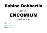 S. Dobbertin: ENCOMIUM für Orgel