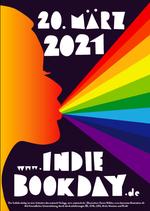 """Plakat """"Indiebookday 2021"""""""