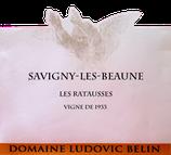 """SAVIGNY LES BEAUNE LES RATAUSSES """"VIGNE DE 1933 """" 2018"""