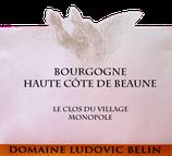 HAUTE COTE DE BEAUNE MONOPOLE LE CLOS DU VILLAGE 2019