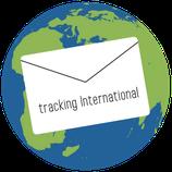 Registered Mail (Einschreiben - International)