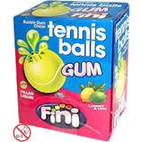 Fini Tennis Balls Bubble Gum
