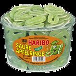 Haribo Saure Apfelringe 150er Dose