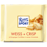 Ritter Sport Weiss & Crisp 100g