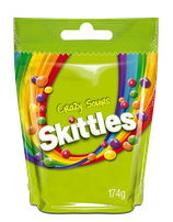 Skittles Crazy Sours 160g