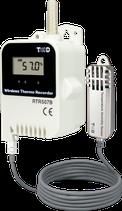 RTR-507BL Temperatur- und Feuchtelogger