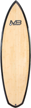 MB Boards Star Bamboo 5'8