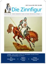 """""""Die Zinnfigur"""" Einzelheft 1 Januar 2020"""