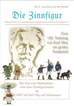 """""""Die Zinnfigur"""" 1/2 Jahrgang 2012 --- Zum 100. Todestag von Karl May ein großer Sonderteil"""
