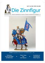 """""""Die Zinnfigur"""" Einzelheft 7 Juli 2020"""