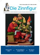 """Die Zinnfigur"" Doppelheft 2/3 Februar/März  2021"