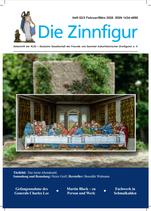 """Die Zinnfigur"" Doppelheft 2/3   Februar/März 2020"