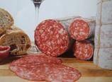 Mangalitza-Salami