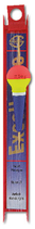 Toulousain - Handangel montiert