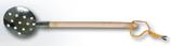 Paladin Eisschöpfer Wooden Classic 37cm - Eiskelle