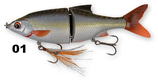 Savage Gear Roach Shine Glider 180 - Wobbler