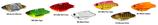 Sakura Soukouss Blade 45 S - Vertikal Eisfischerköder
