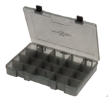 Sakura Fishing Box Black Smoke SK-9340 - Sortierbehälter & Köderbox