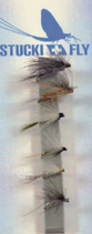 Emerger Selection - Trockenfliegenset