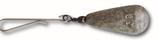 Birnenblei mit Einhänger-Haken