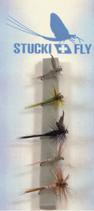 Traditional Specialist - Trockenfliegenset