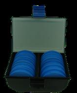 Paladin Box mit 10 Vorfach / Hegenen-Aufwicklern EVA