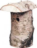 Vogelnisthöhle Holz