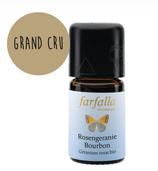 Rosengeranie Bourbon bio Grand Cru - Ätherisches Öl