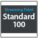 "Streaming Monatspaket ""Standard 100"""