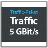 "Traffic Monatspaket ""Traffic 5 GBit/s"""