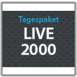 "Streaming Tagespaket ""Live 2000"""