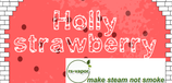 Holly strawberry - Aroma