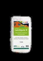 ALLIGATOR Leichtputz R - Biozidfreier und wetterbeständiger Leichtputz