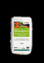 ALLIGATOR Mineralputz R - biozidfreier, haftfester und wetterbeständiger Schwerputz