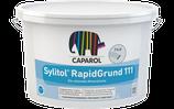 Caparol Sylitol® Rapidlgrund 111 10 Liter Tropfgehemmter mineralischer Tiefgrund, optimiert für die Rollenverarbeitung
