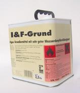 KEIM I&F-Grund - Grundiermittel mit hoher Wasserdampfdurchlässigkeit