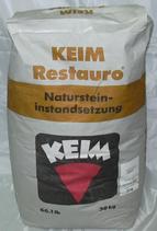 KEIM Restauro®-Grund - Mineralischer Restaurier-Trockenmörtel mit hydraulischen Bindemitteln