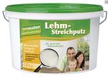 PUFAS baufan pronatur Lehm-Streichputz mit pflanzlichem Bindemittel frei von Lösungsmitteln und chemischen Weichmachern