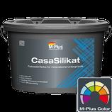 M-Plus CasaSilikat Fassadenfarbe Dispersionssilikat-Fassadenfarbe für alle mineralischen Untergründe